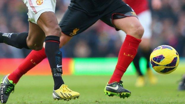 Generic Manchester United v Liverpool