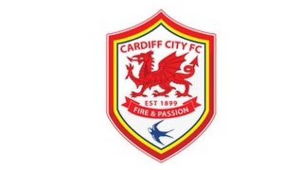 Cardiff City bagde