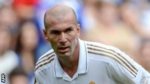 Zidane starred for Juventus, Real Madrid and the France national team during his playing career