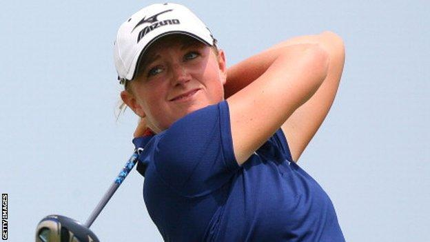 HSBC Women's Champions Stacy Lewis