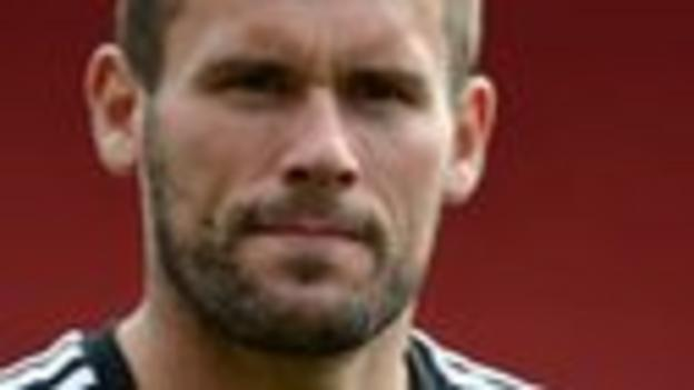 West Brom keeper Ben Foster