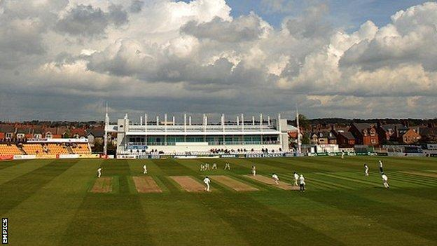 County Ground, Wantage Road, Northampton