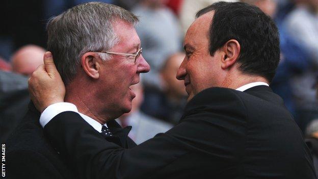 Ferguson and Benitez