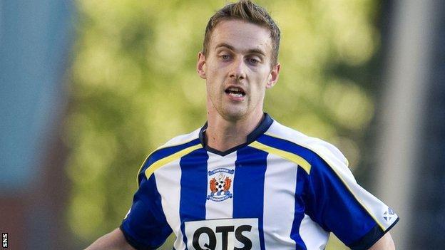 New Dundee Utd signing Rory Boulding