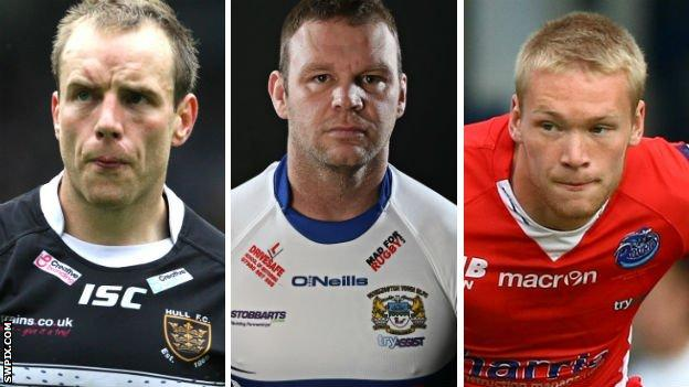 Ewan Dowes, Jamie Thackray, Tom Carr