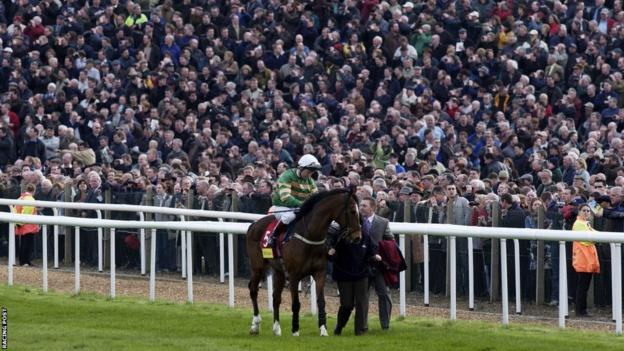Istabraq and Charlie Swan