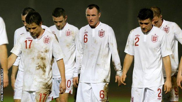 Jersey lose to Northern Ireland