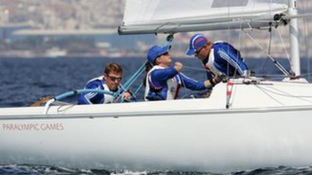 GB Sonar crew of John Robertson, Hannah Stodel and Stephen Thomas