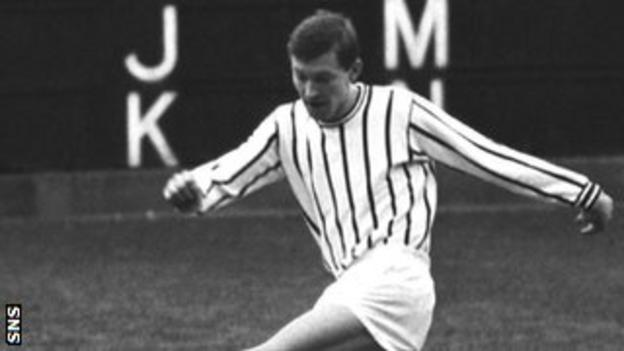 Alex Ferguson starred for the Pars in the 1960s