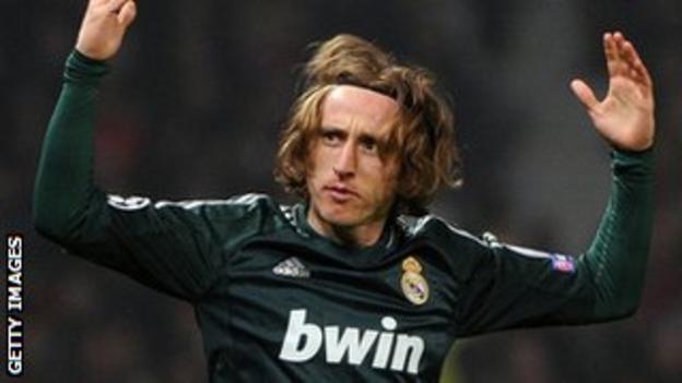 Lukas Modric