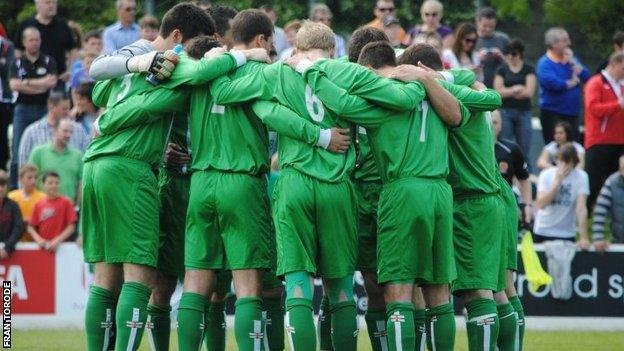 Guernsey's football team