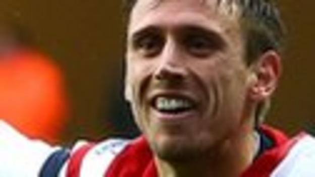 Arsenal left-back Nacho Monreal