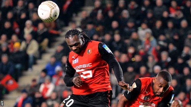 Ghanaian defender John Mensah
