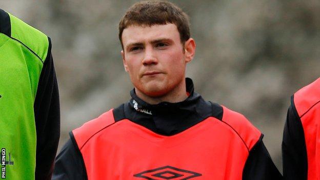 Aaron Parkinson scored St Peter's equaliser