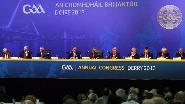 GAA Annual Congress