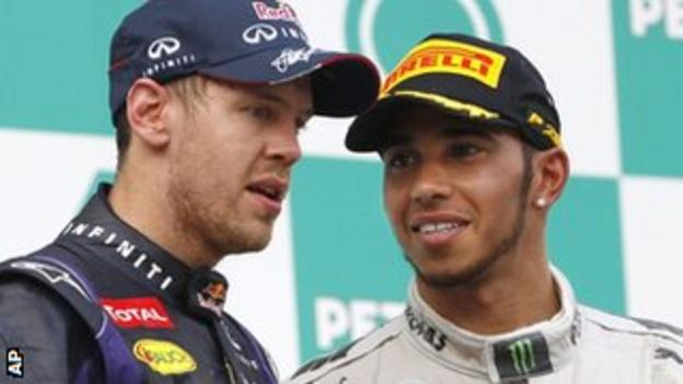 Lewis Hamilton tried to broker a move to Red Bull alongside Sebastian Vettel according to Bernie Ecclestone