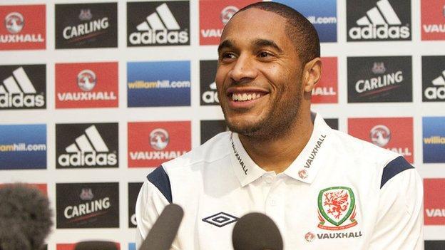 Wales captain Ashley Williams
