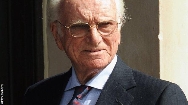 Sir Peter O'Sullevan
