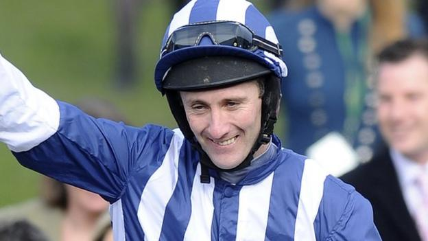 JT McNamara: Injured jockey paralysed after Cheltenham fall