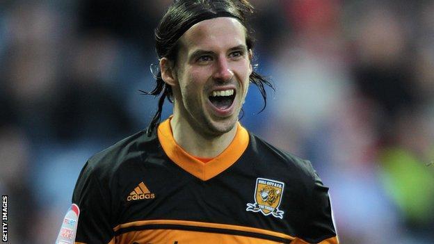Hull City's George Boyd
