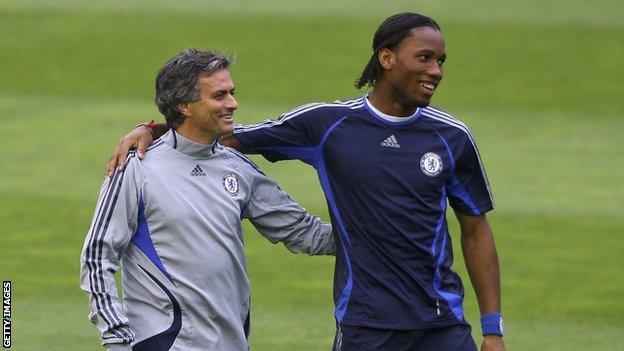 Jose_mourinho and Didier_drogba