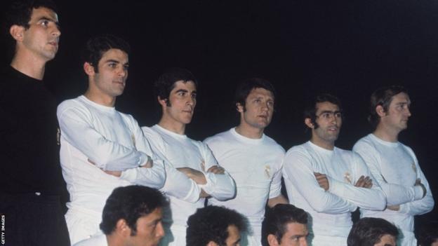 Real Madrid 1971