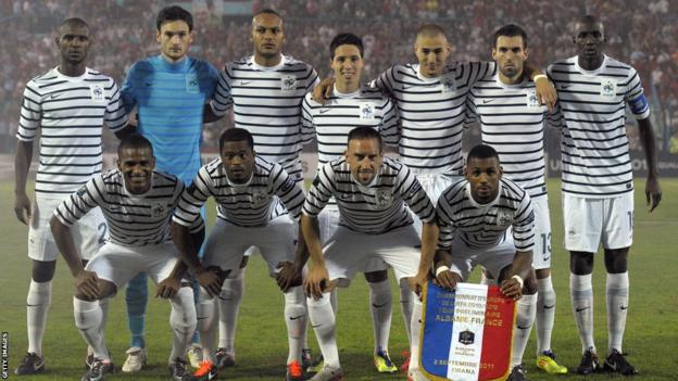 French National Team 2011