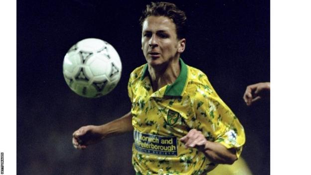 Darren Eadie Norwich City 1993-1999
