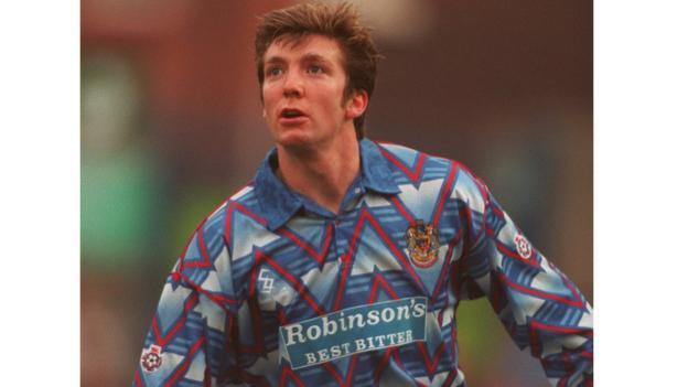 Jim Gannon - Stockport County 1990-2000