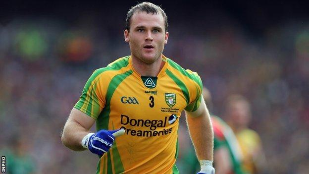 Neil McGee of Donegal