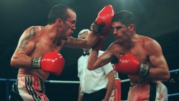 James Murray and Drew Docherty