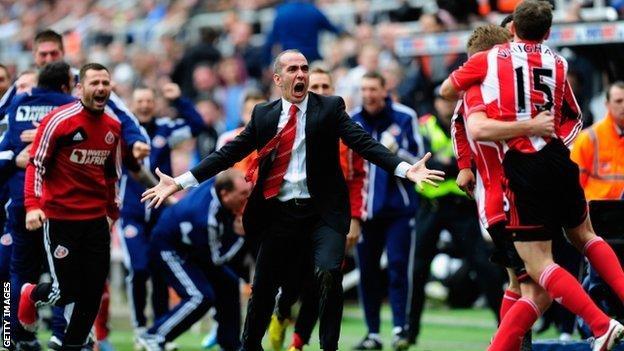 Match coronó 2013//14 Premier League #436 paolo di canio-sunderland