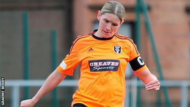Glasgow City's Leanne Ross
