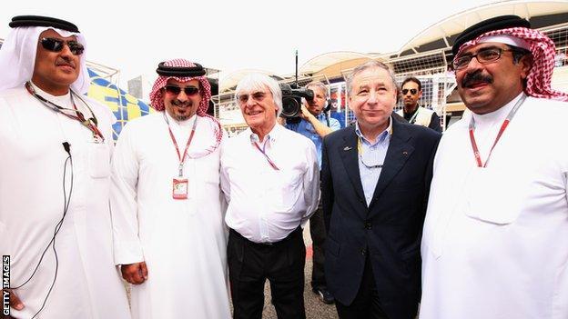 Bahrain Grand Prix 2012