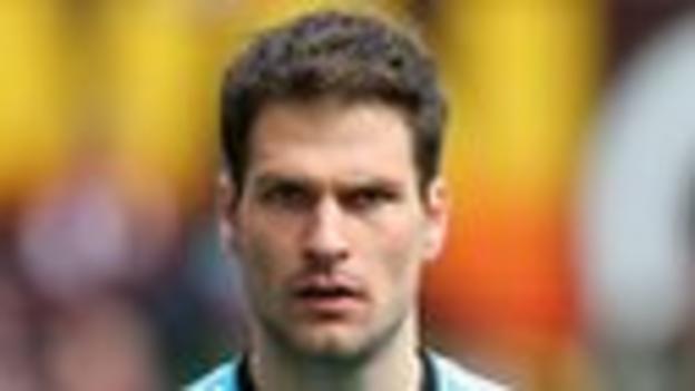 Stoke's Asmir Begovic
