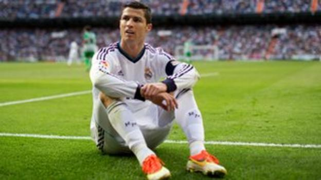 Real Madrid are keen to agree a new deal with winger Christiano Ronaldo