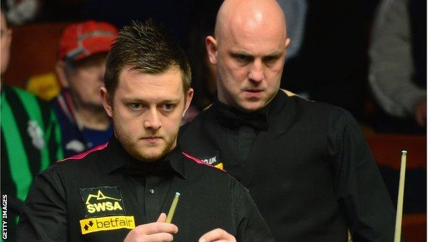 Mark Allen and Mark King