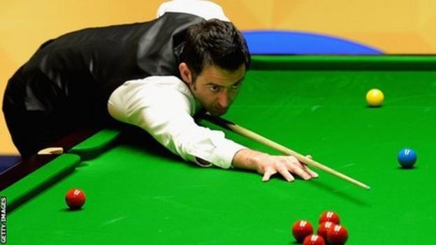 World Snooker Championship 2013: O'Sullivan leads Carter