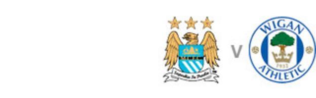 Man City v Wigan