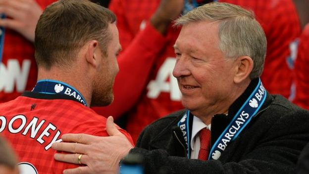 Wayne Rooney: Sir Alex Ferguson says striker was not keen to play