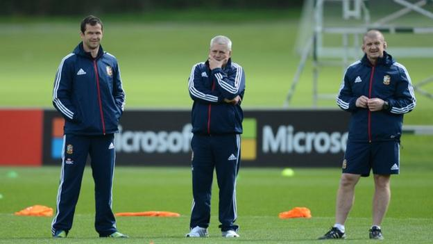 Lions 2013: Sam Warburton enjoying Welsh flavour of squad
