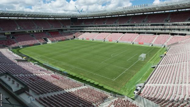 Arena Pernambuco, Recife