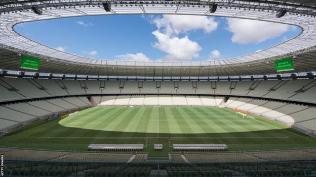 Estadio Castelao, Fortaleza