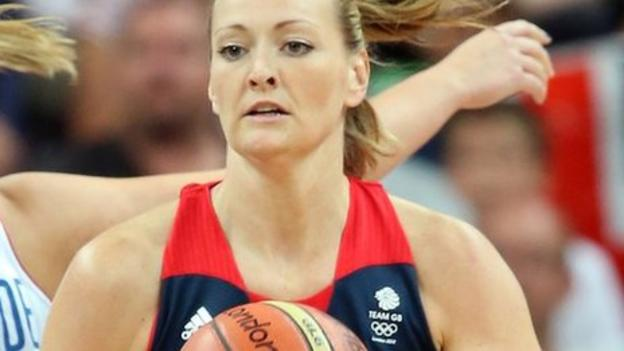 Great britain 39 s women edged out by greece in invitational - British basketball league table ...
