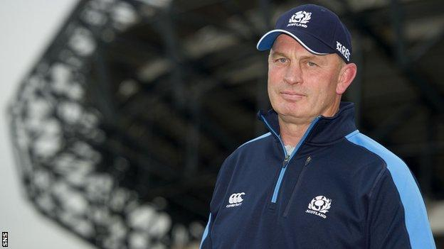 Vern Cotter will become Scotland's head coach in June 2014