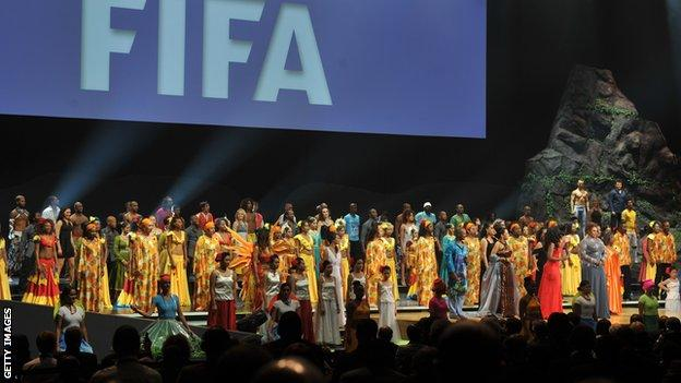 Fifa congress meets in Mauritius