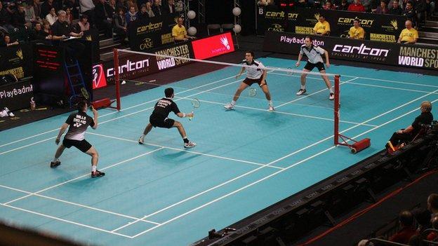 Badminton National Championships