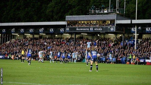 The Recreation Ground, Bath