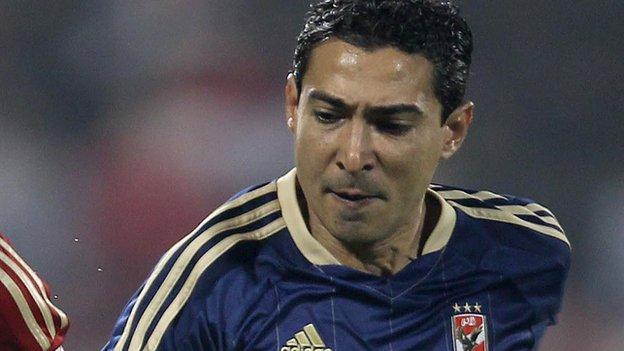 Mohamed Barakat