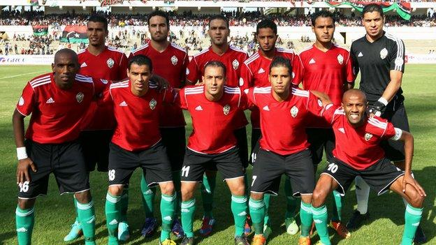 Libya's national football team